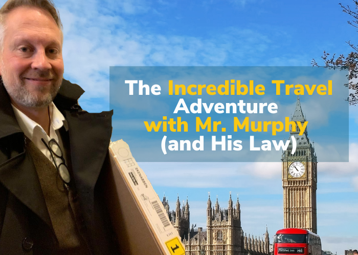 murphy's law on traveling
