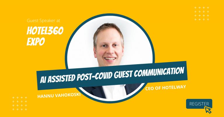 hotel360 expo 2021 guest speaker